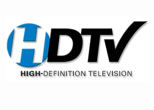 High Definition Television Truck